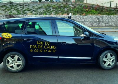 FLOCAGE TAXI