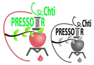 creation logo pressoir